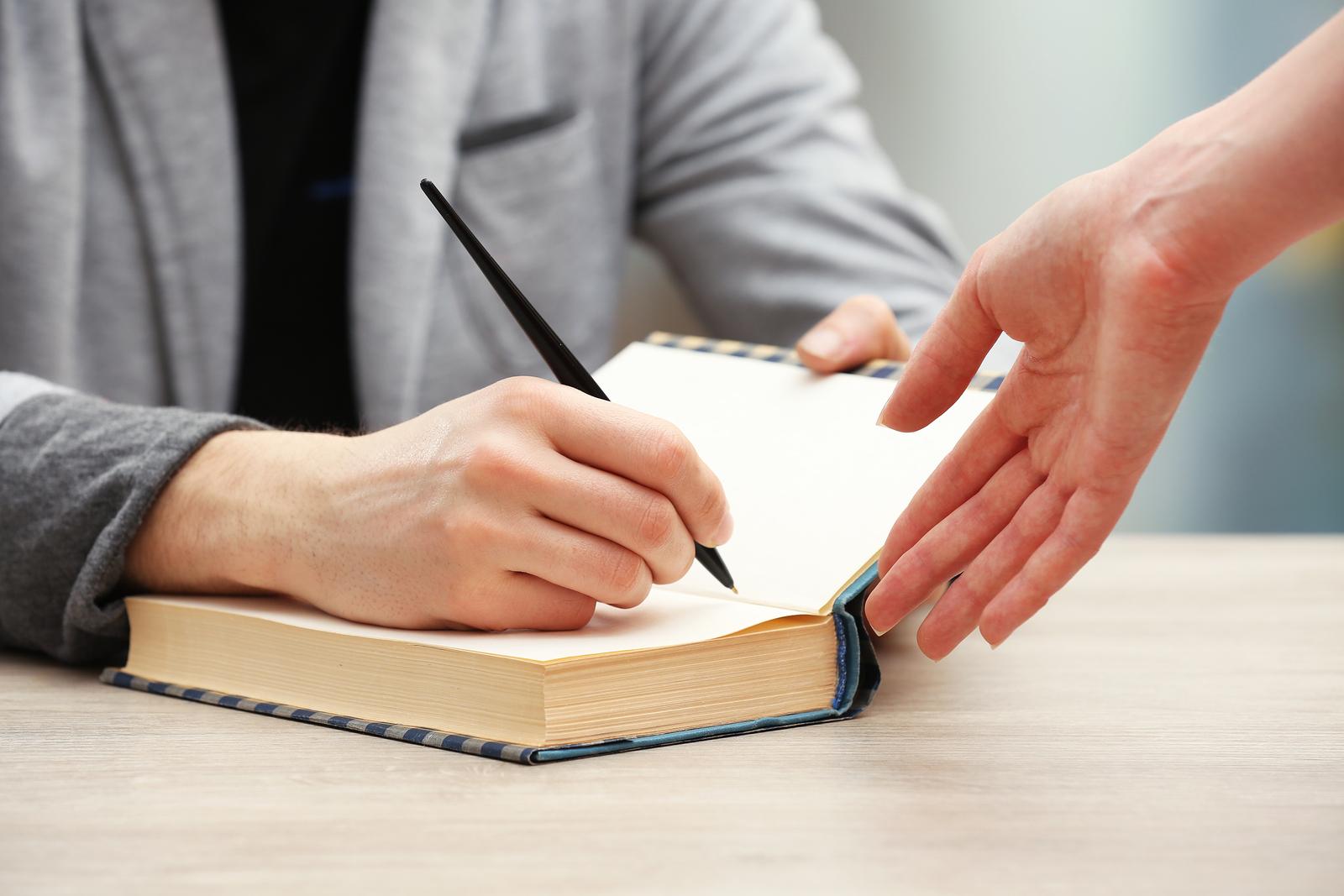 Author Signing
